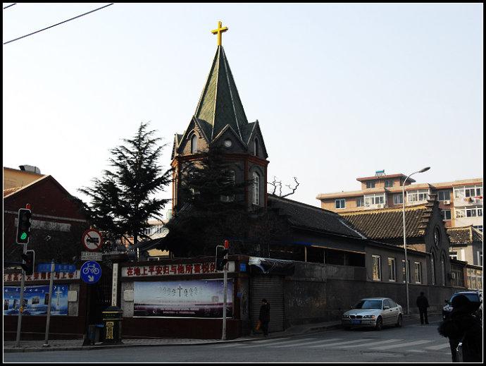大连市基督教北京街礼拜堂